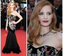 Modetrends aus Cannes 2017: Kleider, Frisuren, Schminktipps