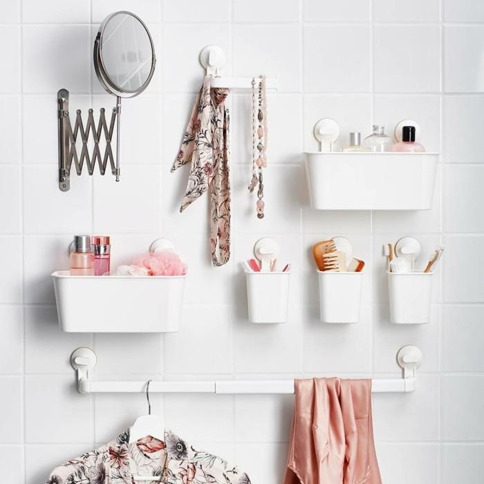 badaccessoires badezimmer einrichtungsideen handtuchhalter