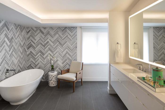 Die 10 angesagtesten badezimmer trends 2017 das - Zimmer gema tlich gestalten ...