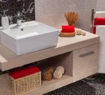 Klein aber oho! – Die richtige Dekoration für jedes Badezimmer