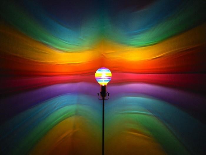 diy lampenschirm upcycling ideen kreativ gestalten farb zauber