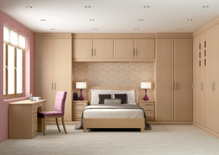 einbauschr nke praktische l sung f r h chste anspr che. Black Bedroom Furniture Sets. Home Design Ideas