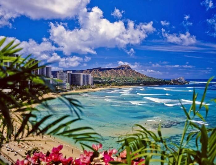 exotische strände hawaii