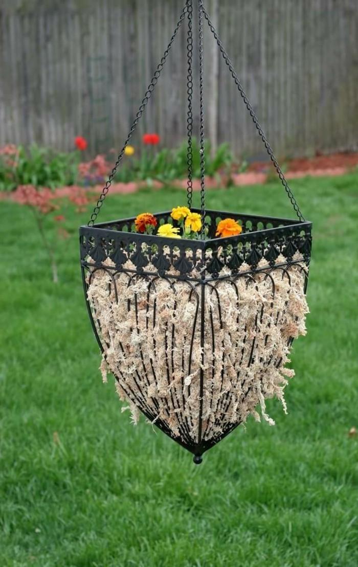 gartengestaltung ideen kreative gartenideen für die pflanzenbehälter