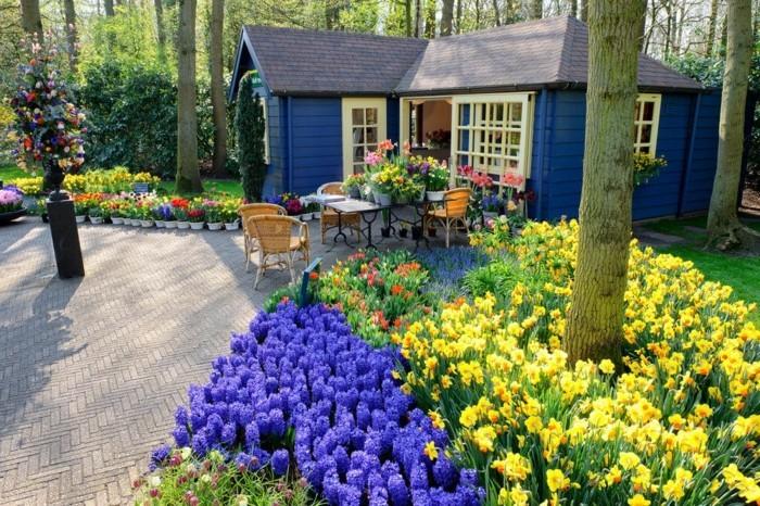 gartengestaltung ideen vorgarten dekorieren und für blickfänger sorgen