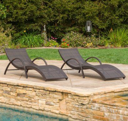 design gartenliegen relaxen freien. Black Bedroom Furniture Sets. Home Design Ideas