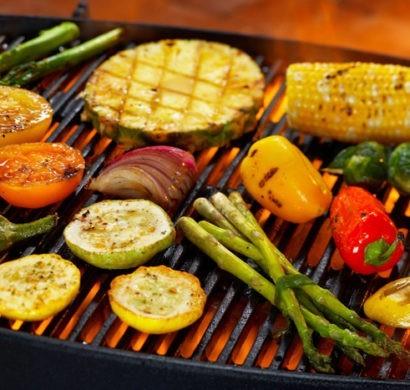 grillteller vegetarisch das wichtigste ber gem se. Black Bedroom Furniture Sets. Home Design Ideas