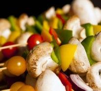 Grillteller vegetarisch- das Wichtigste über Gemüse grillen und verzehren