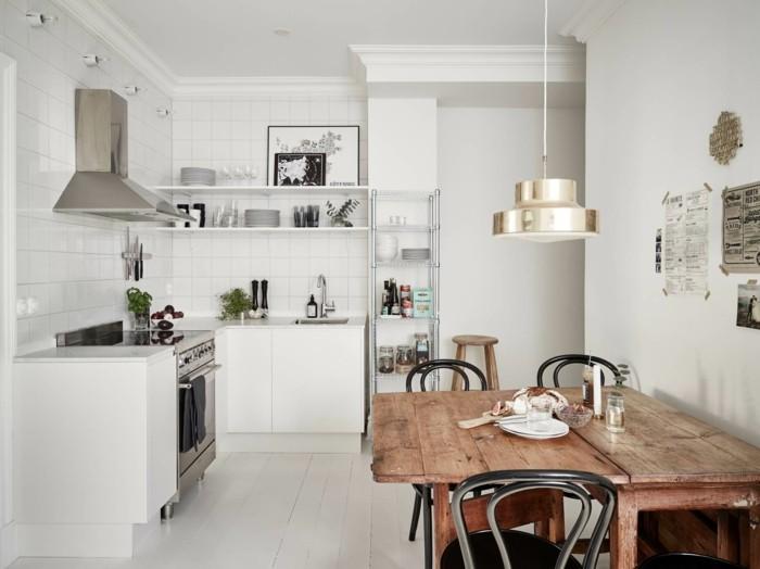 küche l-form für kleine räume