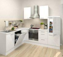 Küche in L-Form – der Allrounder in puncto moderne Küchengestaltung