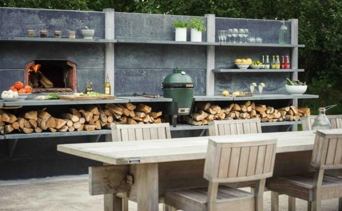 Fertige Outdoor Küchen : Outdoor küche und gartenküche varianten materialien und anbieter