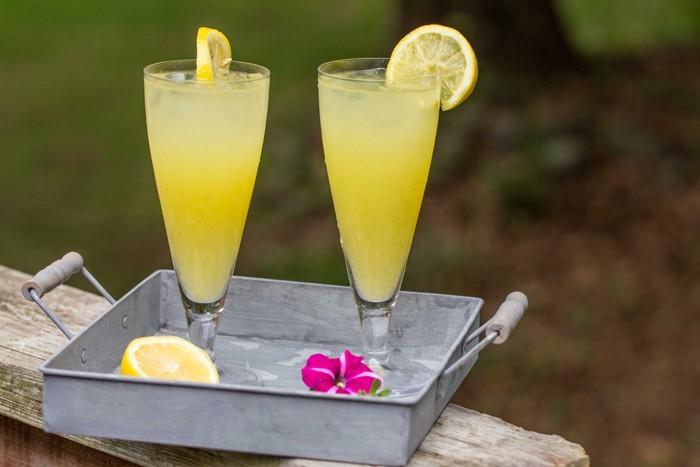 limonade selber machen sommer rezepte mango