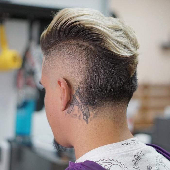 männerfrisuren 2017 undercut lange haare