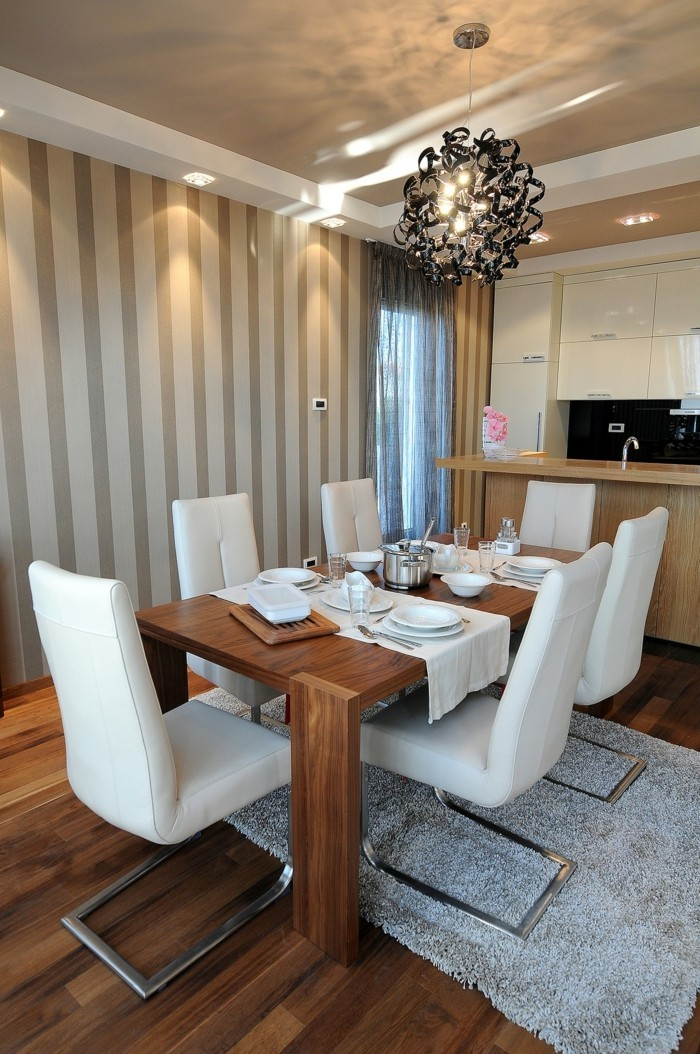 modernes wohnen 110 ideen wie sie modern wohnen. Black Bedroom Furniture Sets. Home Design Ideas