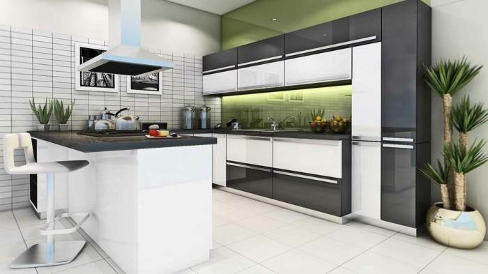 moderne küche funktionale g förmige küche
