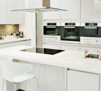 Küchengestaltung, die sich in der Zeit bewährt hat – 30 ausgefallene Küchendesigns