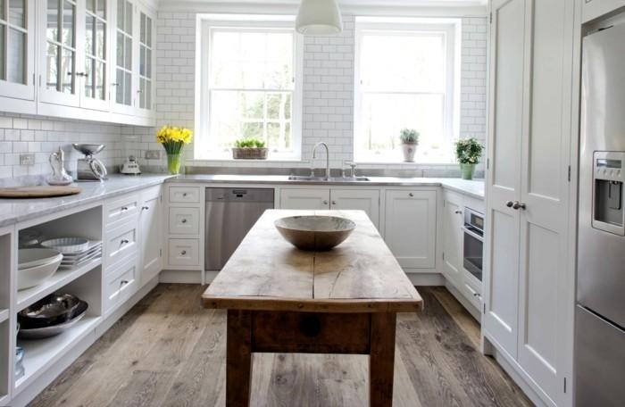 moderne küche weiße küche in u form