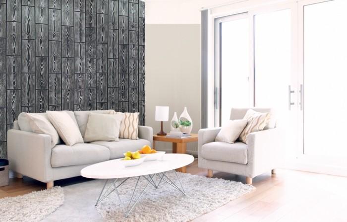 Wandgestaltung Modernes Wohnen Moderne Inspiration Innenarchitektur Und  M?bel