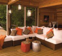 Outdoor- und Terrassenmöbel 2020 – schlicht, aber durchaus auffällig!