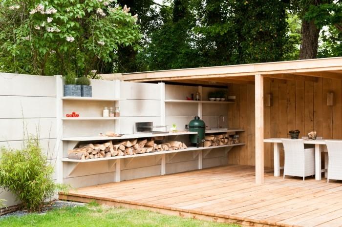 Mobile Outdoor Küche Bauen : Outdoor küche und gartenküche varianten materialien und anbieter
