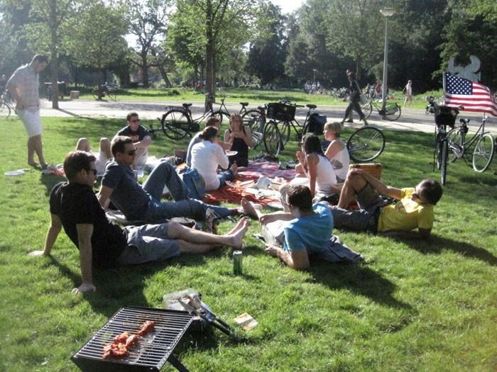picknick ideen rezepte freizeit planen amsterdam
