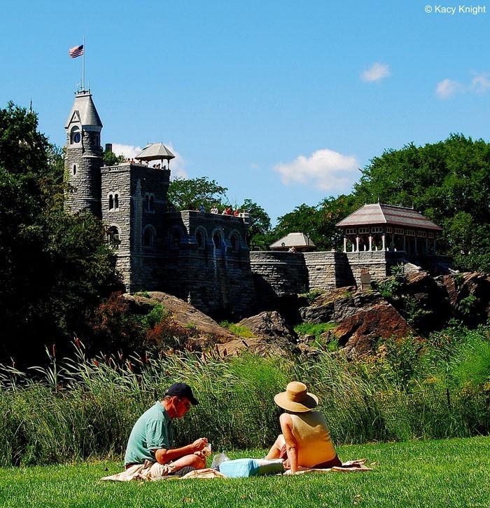 picknick ideen rezepte freizeit planen central park
