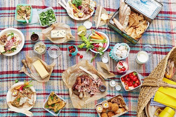 picknick ideen rezepte freizeit planen fingerfood rezepte