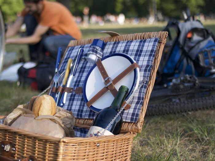 picknick ideen rezepte freizeit planen picknick korb