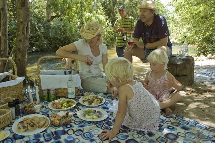 picknick ideen rezepte freizeit planen picknick korb2