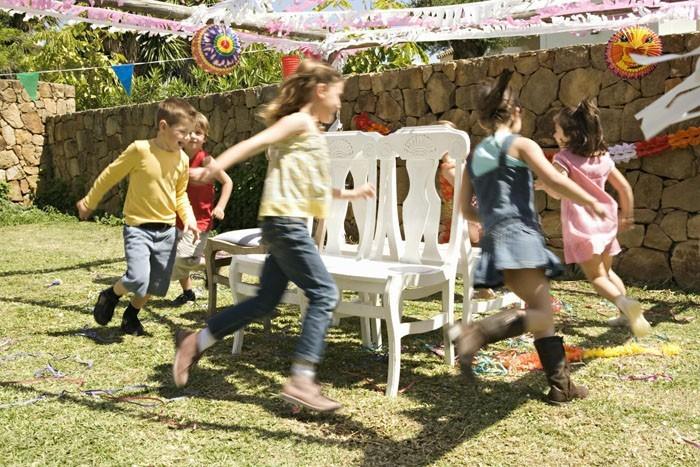 pinata basteln kindergeburtstag feiern geschnek für die kinder reise nach jerusalem
