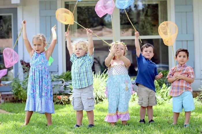 pinata basteln kindergeburtstag feiern geschnek für die kinder spielen