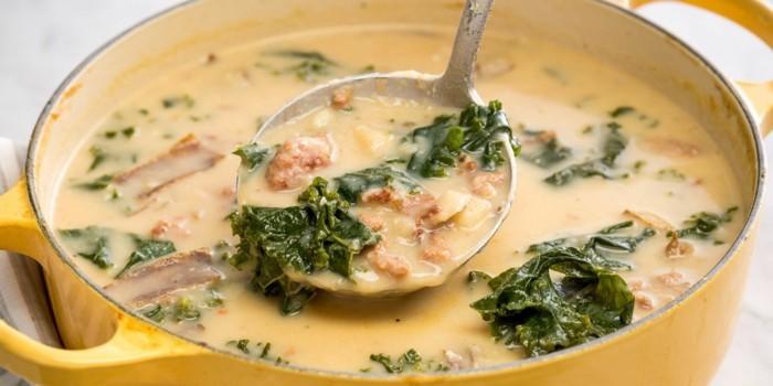 Olive Garden Wedding Soup