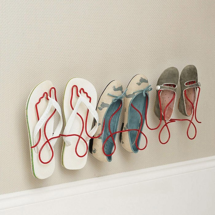 Shoe cabinet build your own wall shelf tinker with wire