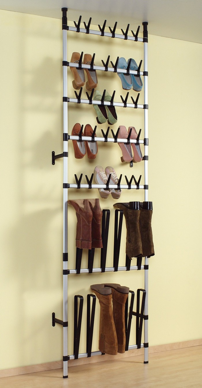 Shoe cabinet build your own wall shelf vertically