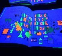 Über das Mysterium Schwarzlicht Farbe – Party, Geschichte und mehr