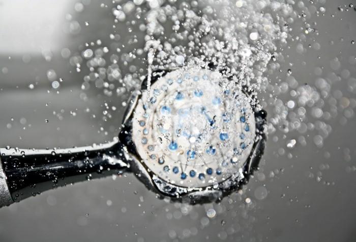 umweltschutz und wassersparen