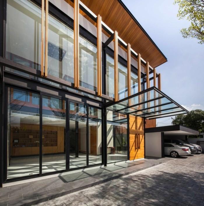 Tolle Vorbilder Für Moderne Häuser: Projekte Von TSEH Architectural Group  Und Black Pencils Studio ...