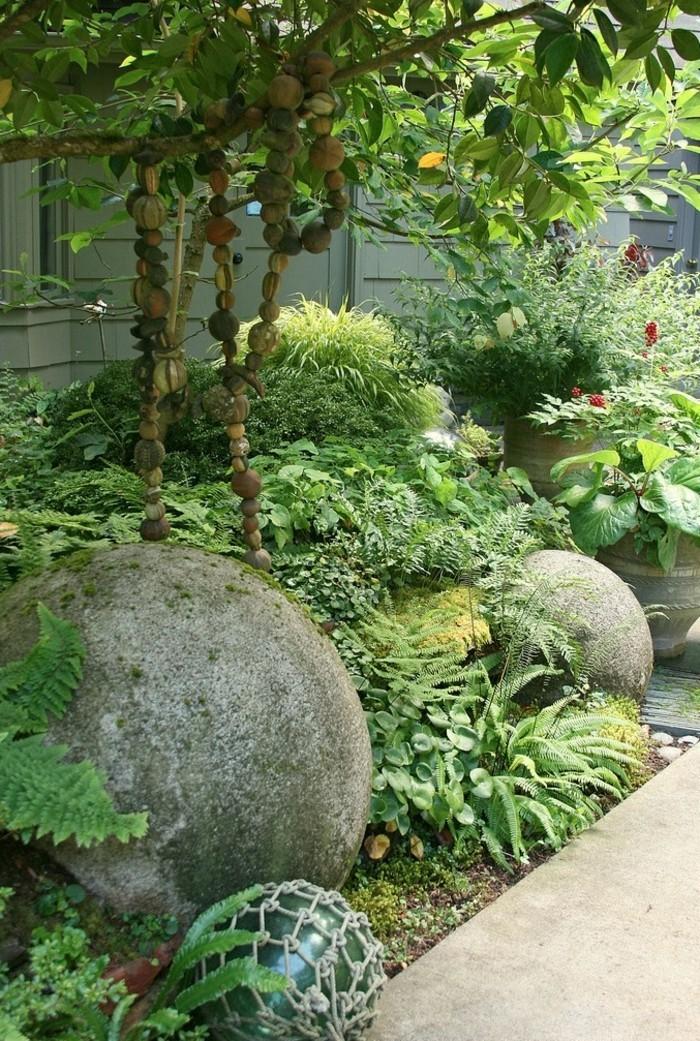 steingarten anlegen stilvolle gartenideen mit viel grün