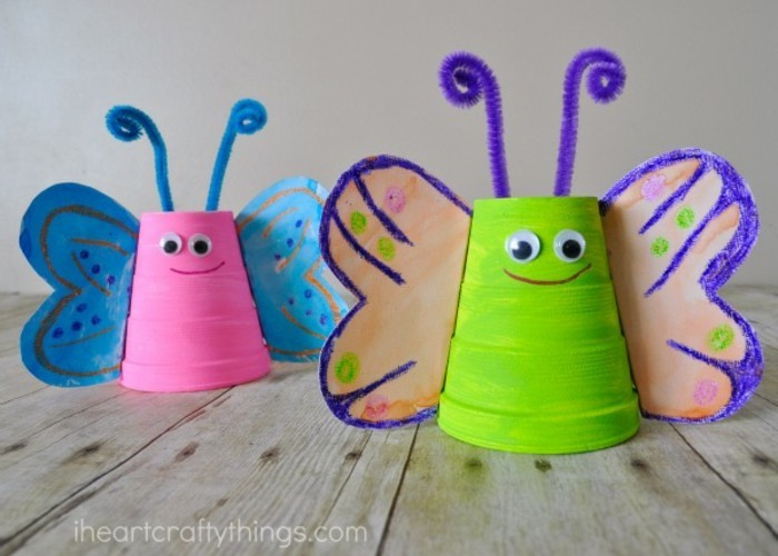 Easy Painting Craft Ideas For Kids
