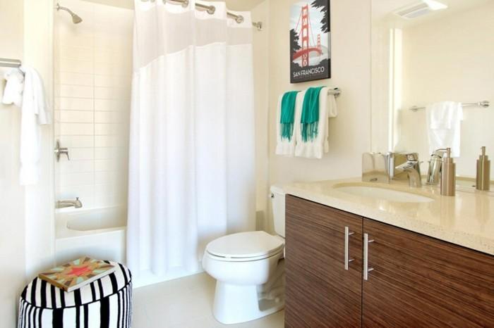 tipps und tricks badezimmer gestalten tücher richtig waschen und ordnen