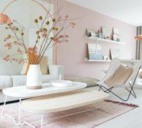 Trendfarben 2017 – Millennial Pink im Innendesign