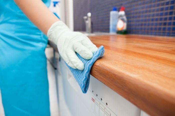 umweltfreundlich overflächen saubermachen
