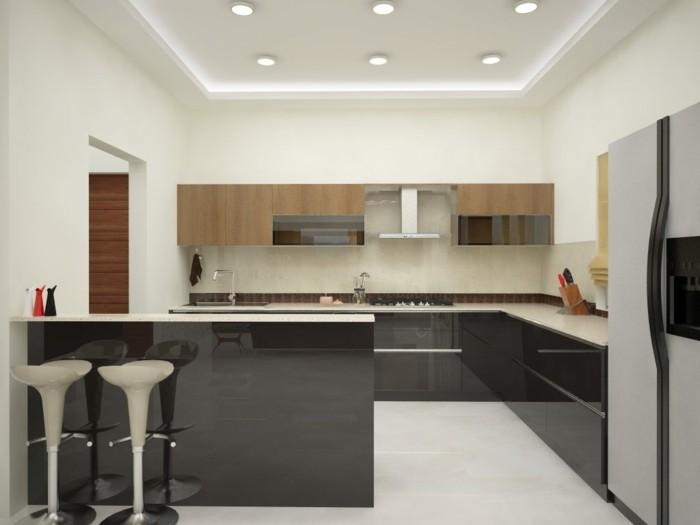 wohnideen küche einzelne module bieten einen hohen wohnkomfort