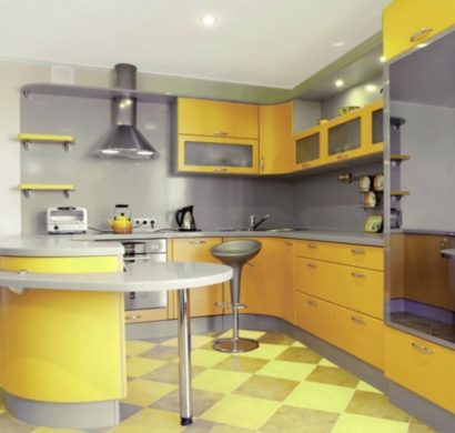 k che in g form inspirationen haus design m bel ideen. Black Bedroom Furniture Sets. Home Design Ideas