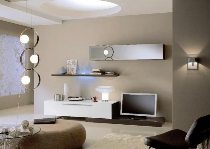 wohnideen wohnzimmer ausgefallene ideen für die beleuchtung