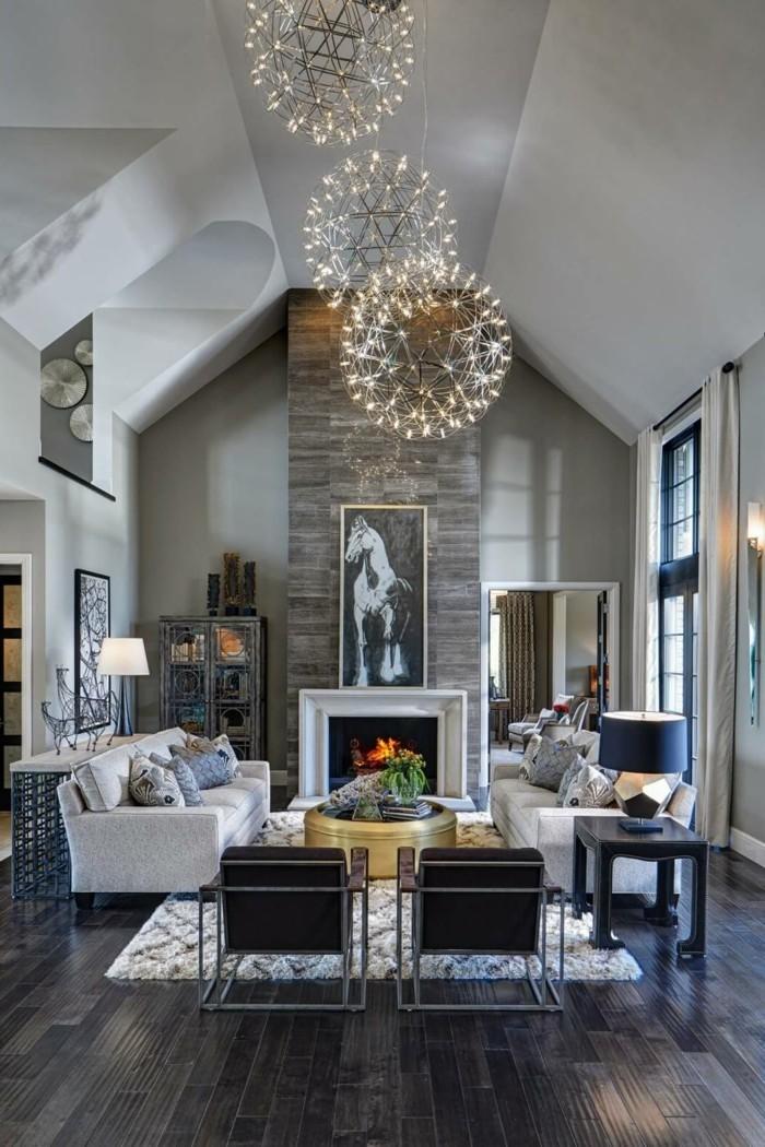 beleuchtung wohnzimmer erw gen sie die. Black Bedroom Furniture Sets. Home Design Ideas
