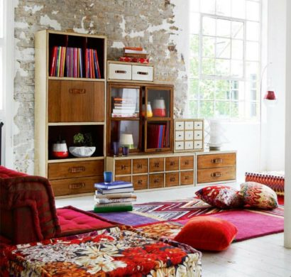 Elegant Shabby Chic Möbel Und Boho Style U2013 Eine Perfekte Kombination Für Mehr  Wohnlichkeit
