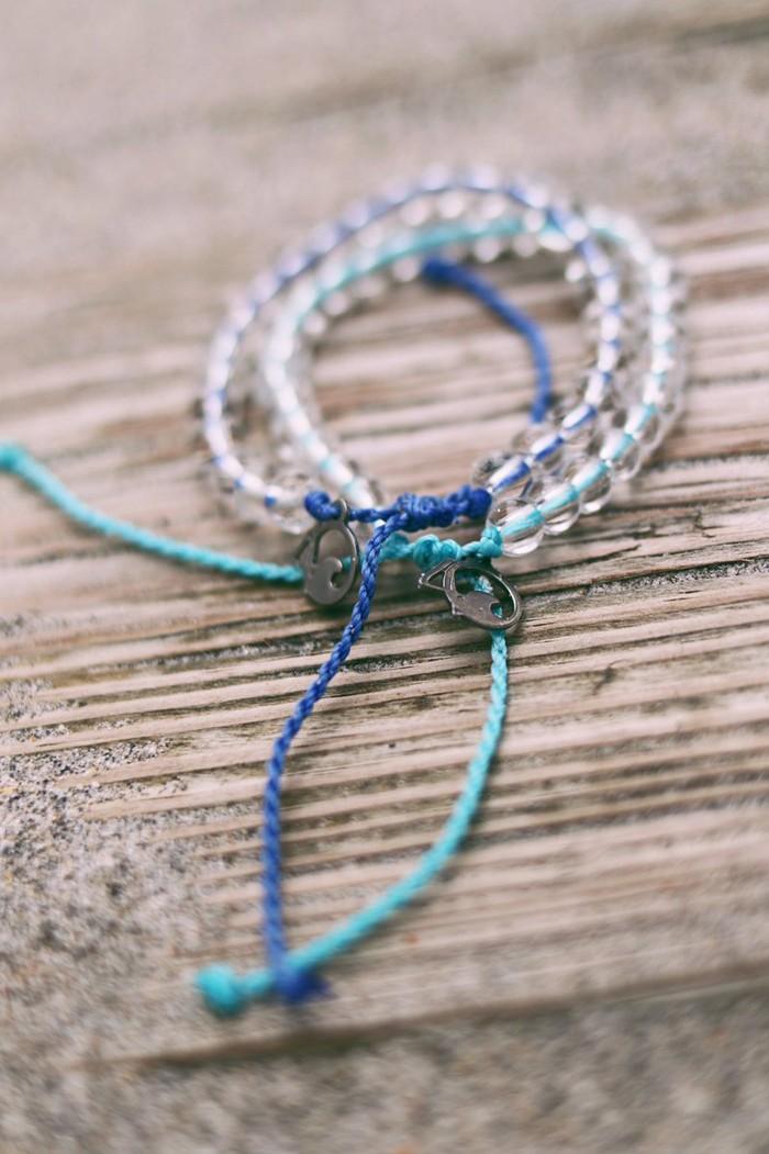 The Ocean Cleanup plastikmüll im meer armband plastimüll