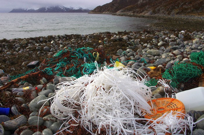 The Ocean Cleanup plastikmüll im meer plastikabfall