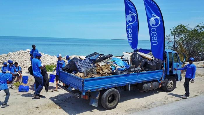 The Ocean Cleanup plastikmüll im meer wohtätigkeit